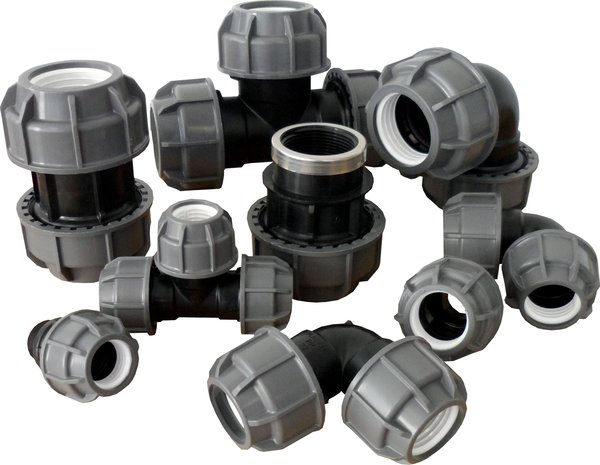 Plasson line compression fittings launched in sa by