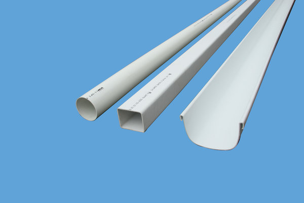 Dpi Plastics Upvc Gutters Have Been To Hail And Back