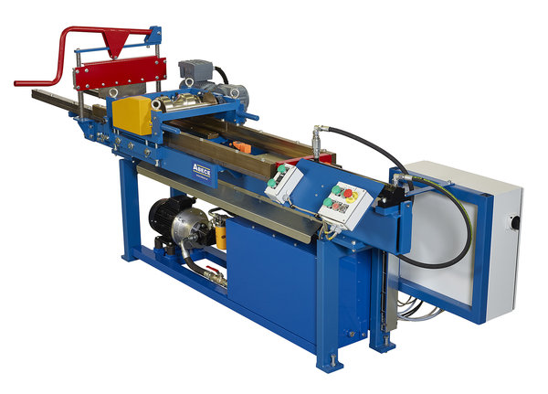 Concrete Extrusion Machine : Pmsa launches a roof tiling machine designed specifically