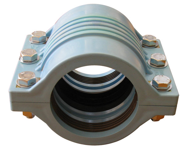 Steel Pipe Couplers : Dpi plastics to launch pvc m couplings in larger diameter