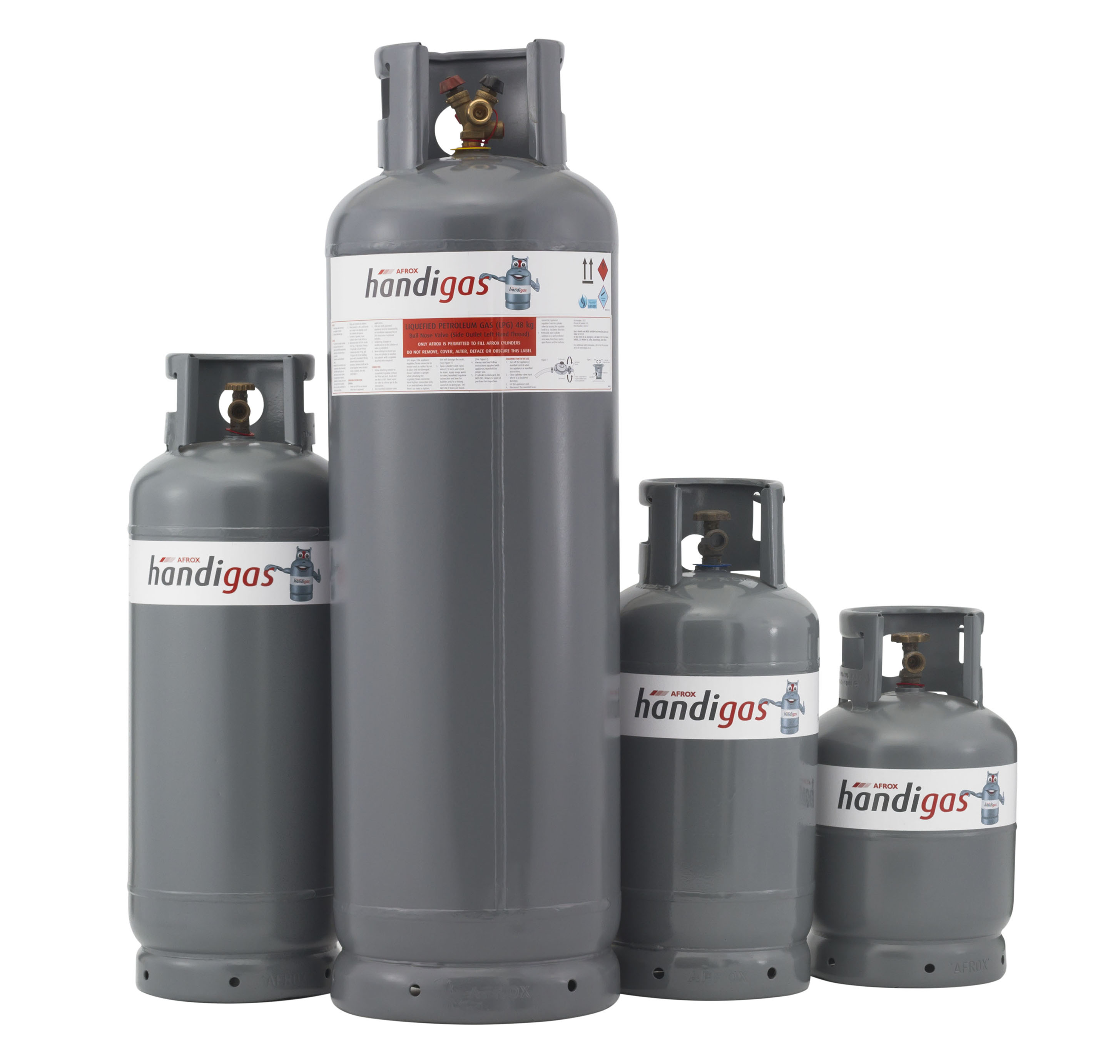 Afrox Has Supplied Its Tried And Trusted Handigas Lpg Range To Domestic Consumers For Years
