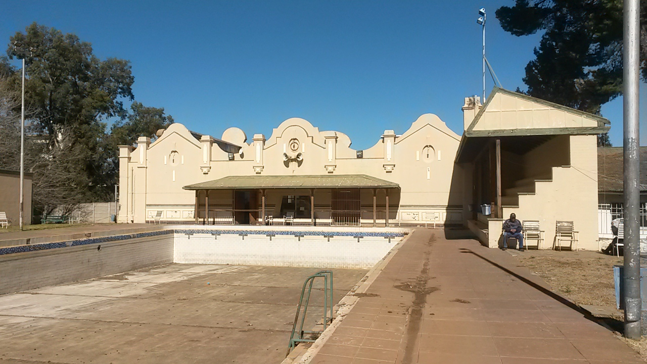 arthur nathan swimming pool in bloemfontein to be restored ngage media zone ngage everyone