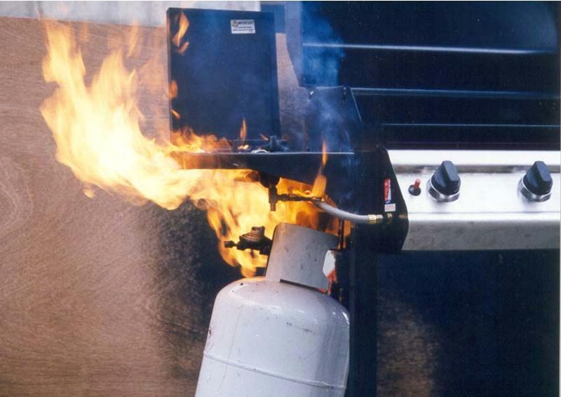 Safe Handling Storage Of Lpg And Flammable Gas Cylinders