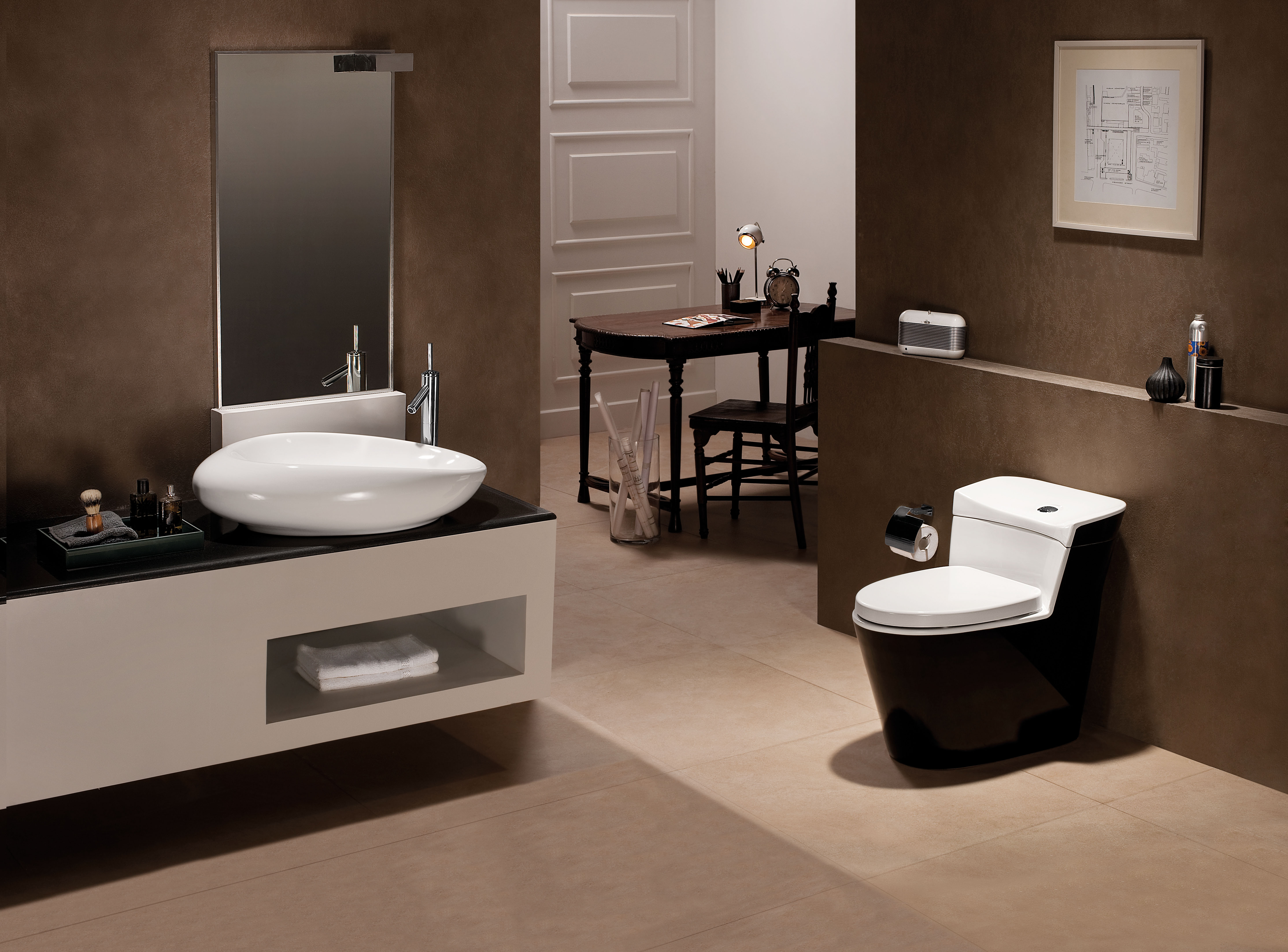 Jaquar world complete bathroom destination showroom for sa - Bathroom fitting brands in india ...
