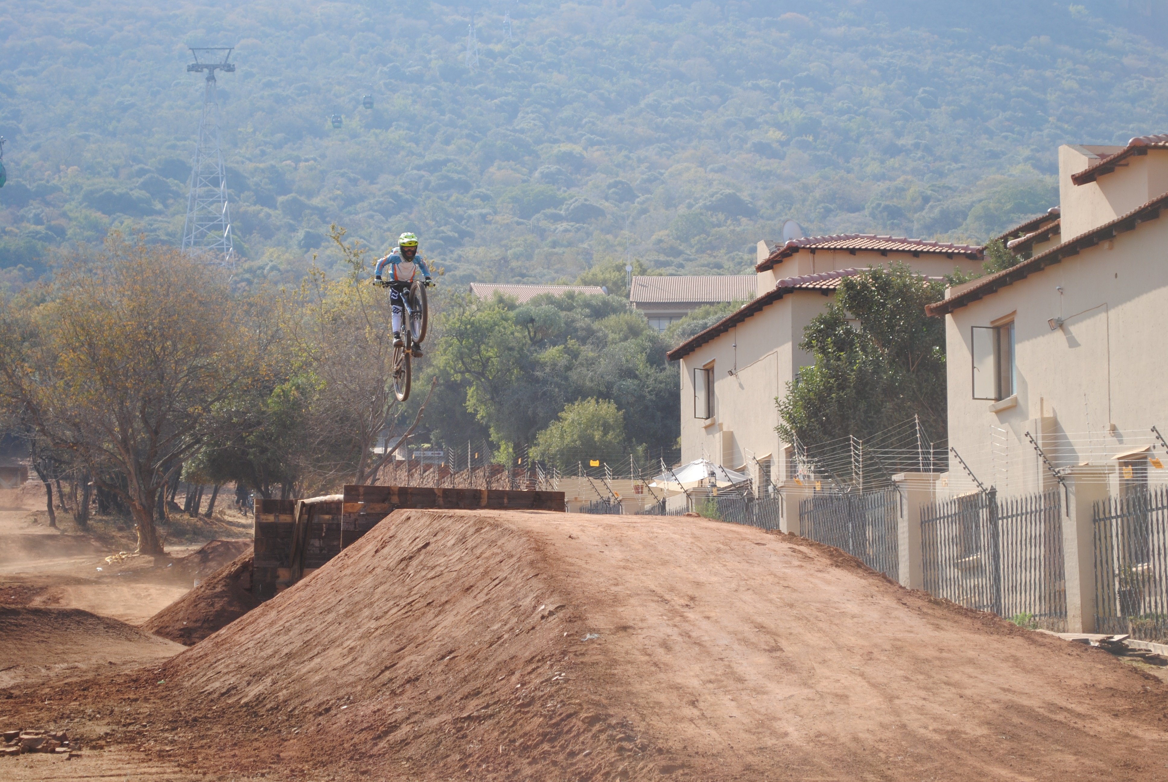 Bobcat on track to make SA Downhill Cup 2019 a resounding success