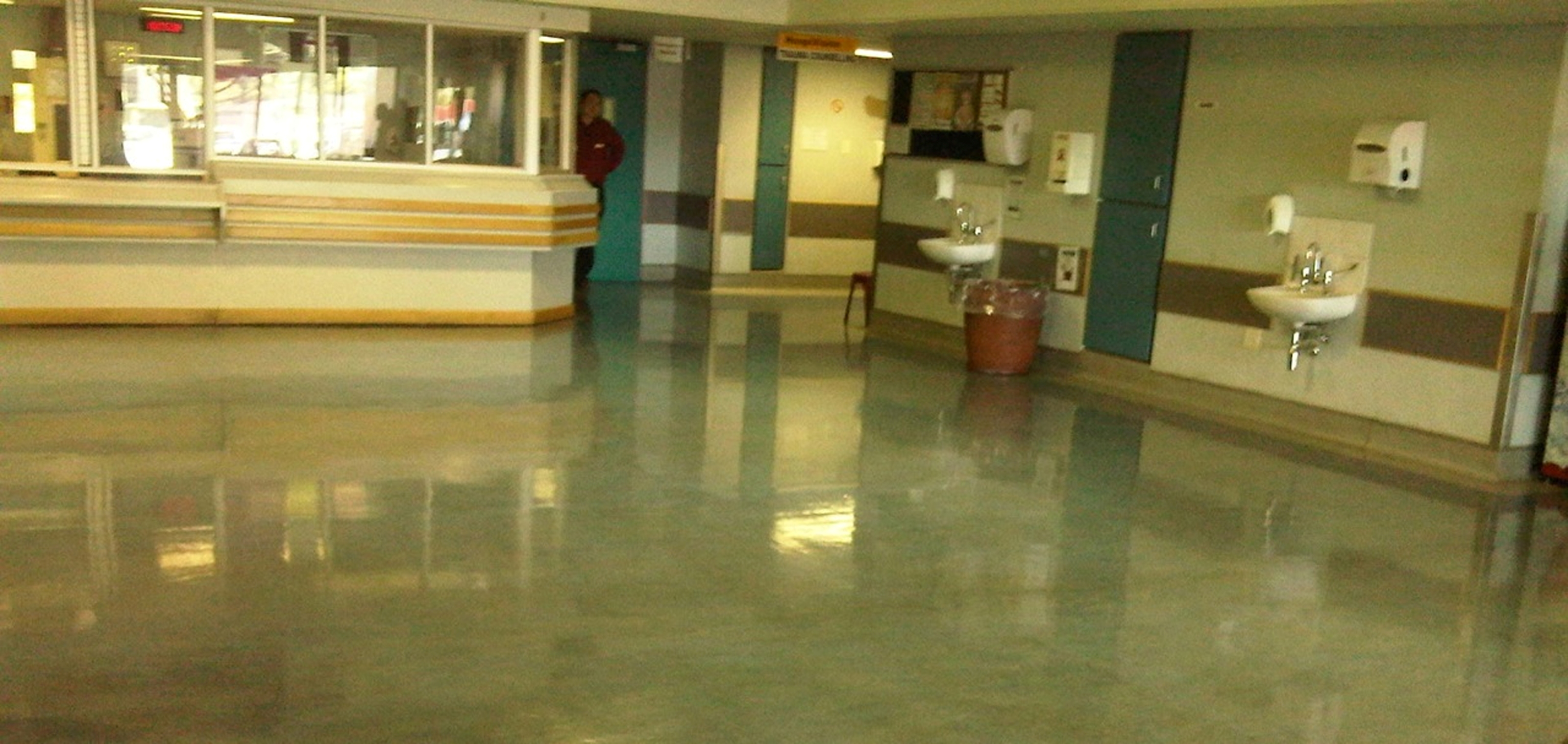 Hospitals Can Ensure A Healthy Floor Surface With Htc