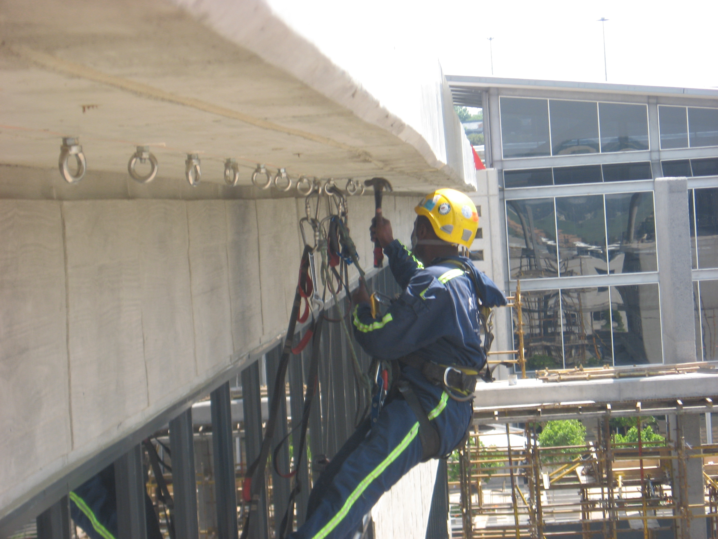 High Profile Projects Ensure Sky High Success For Rope