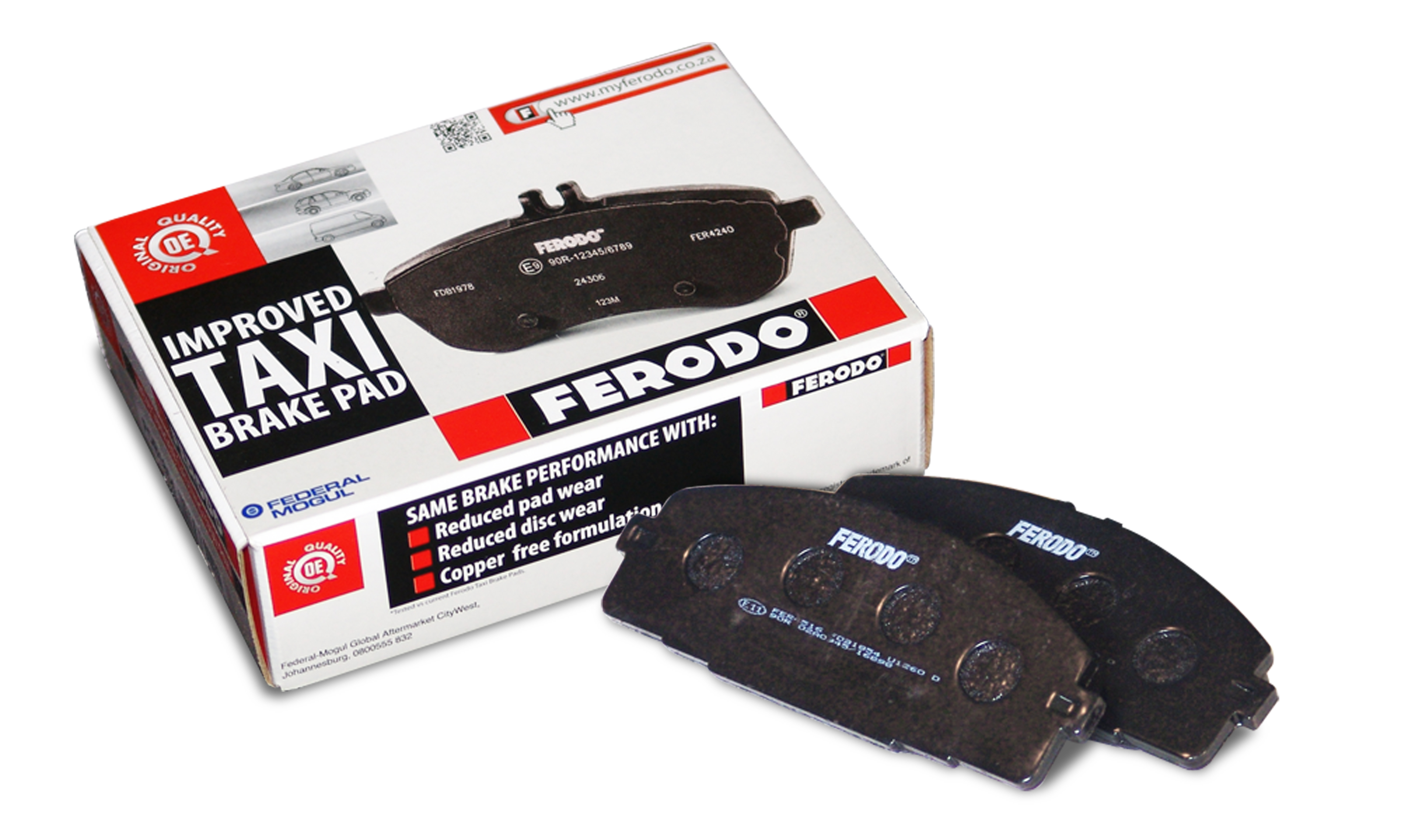 Toyota Brake Pads >> Minibus taxis in SA to set the trend in brake pad safety ...