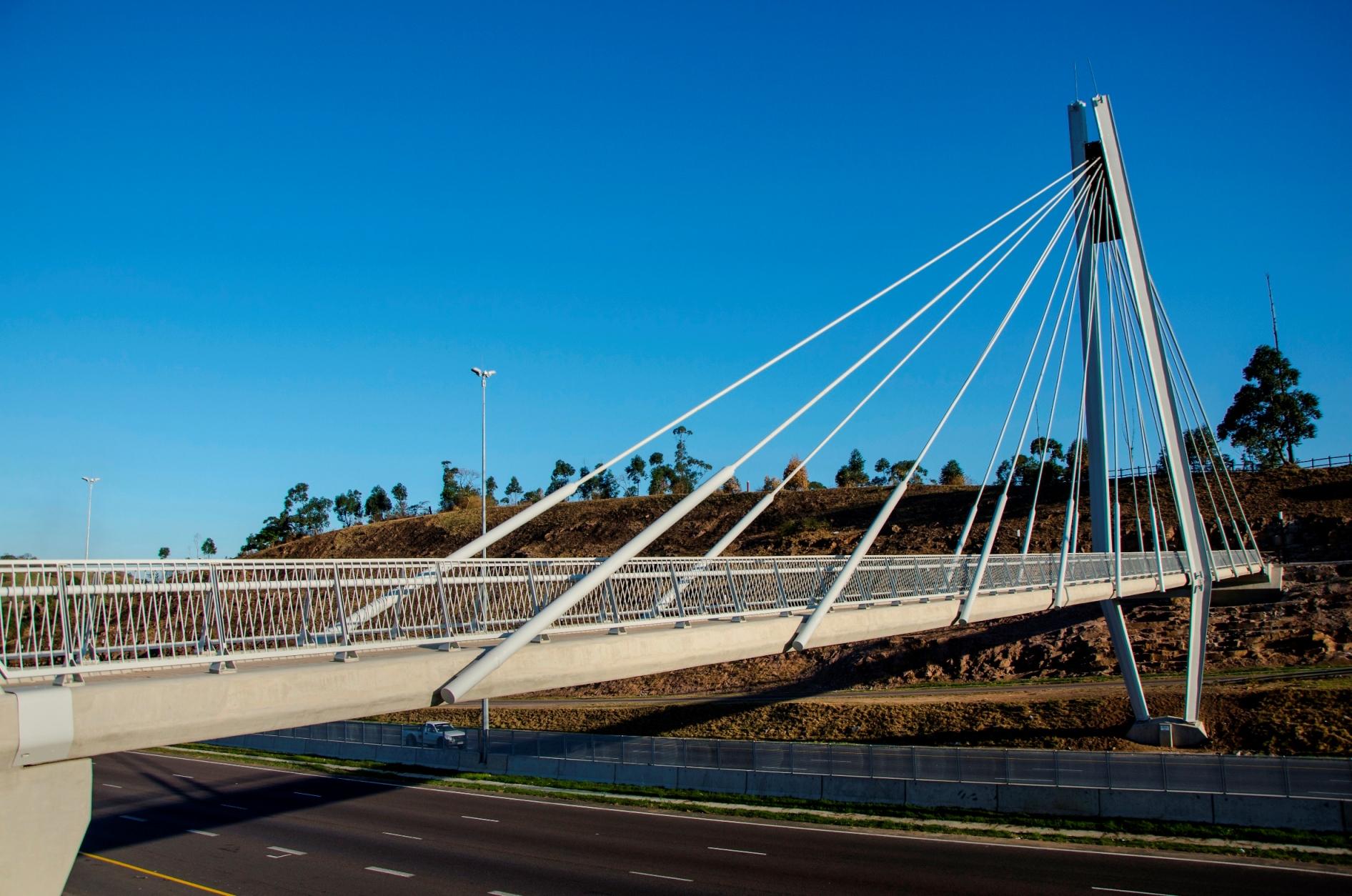 smec wins cesa award  tshelimnyama pedestrian bridge project ngage media zone ngage